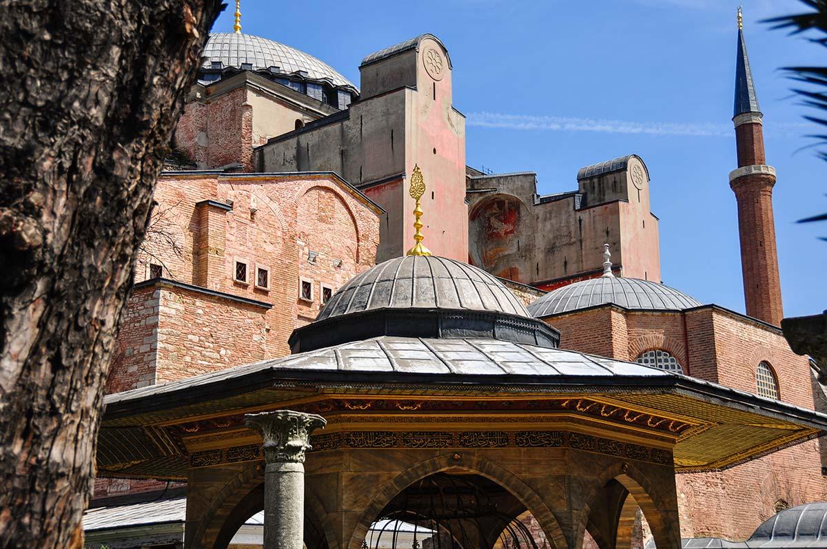 Top Landmarks in Istanbul, Hagia Sophia