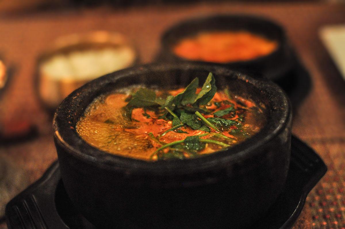 Korean Vegetarian NY