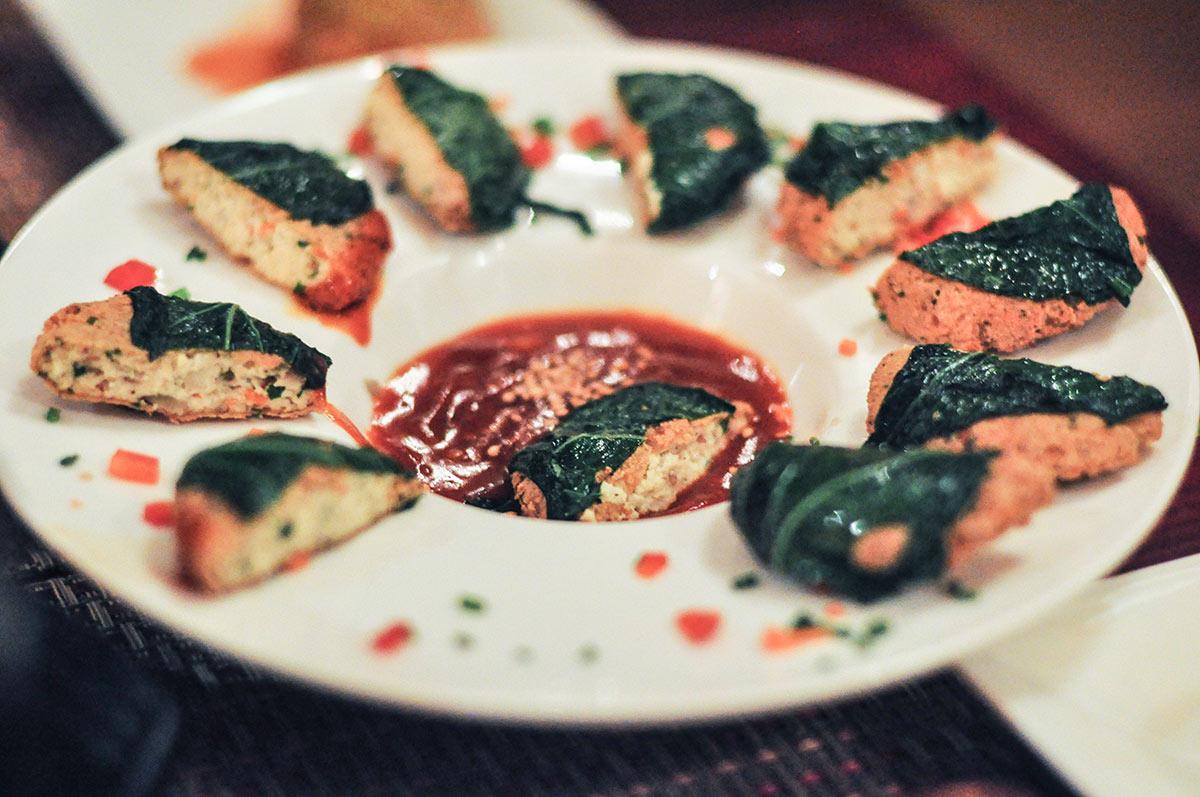 Hangawi Korean Vegetarian Restaurant in New York