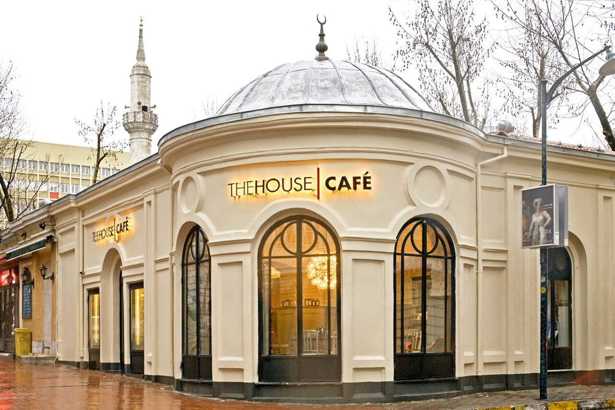 The House Cafe - Istanbul