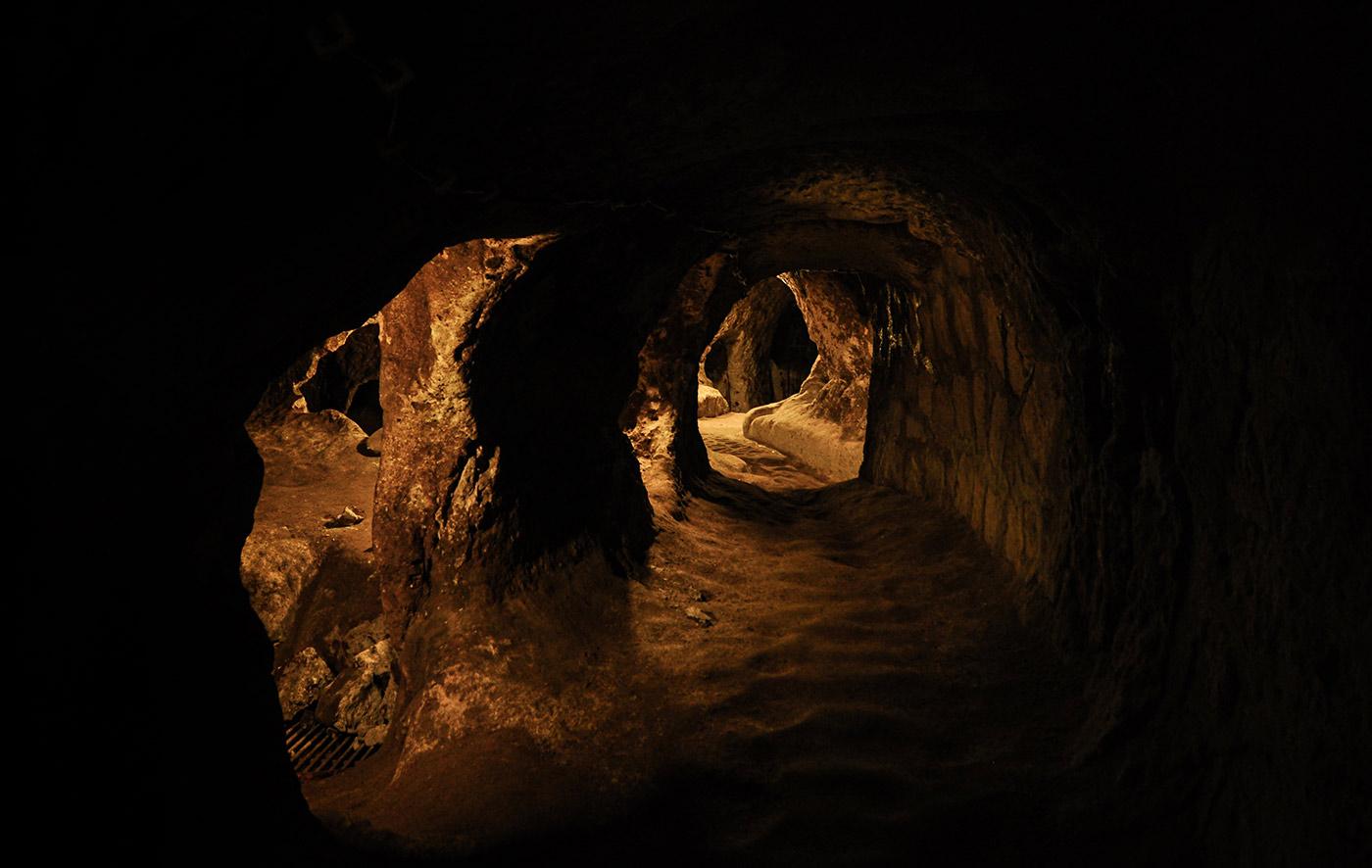 Kaymakli Underground City021   Kaymaklı Underground City - Cappadocia