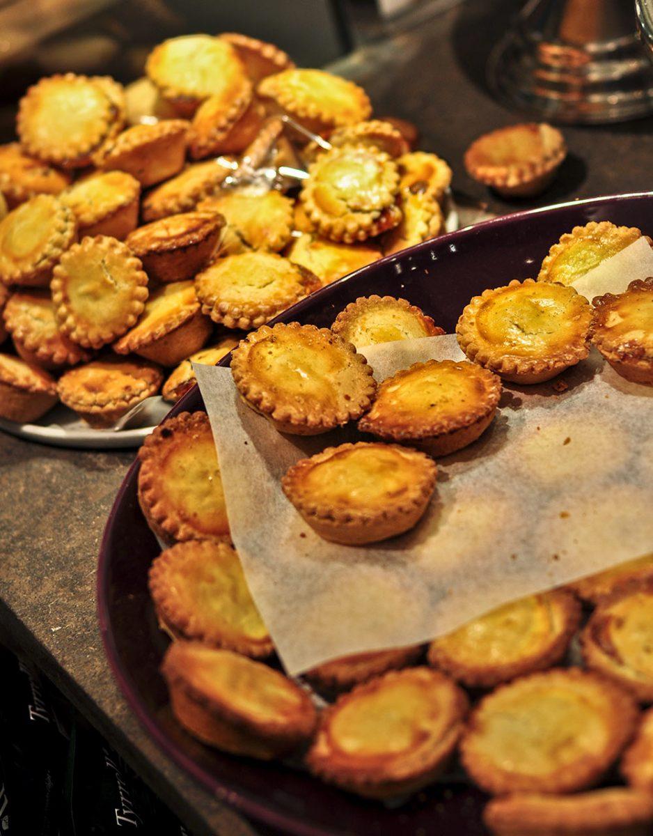 Mince Pies  London Bakery,  Konditor & Cook