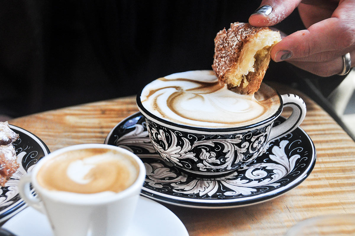 La Colombe Coffee Shop -  New York