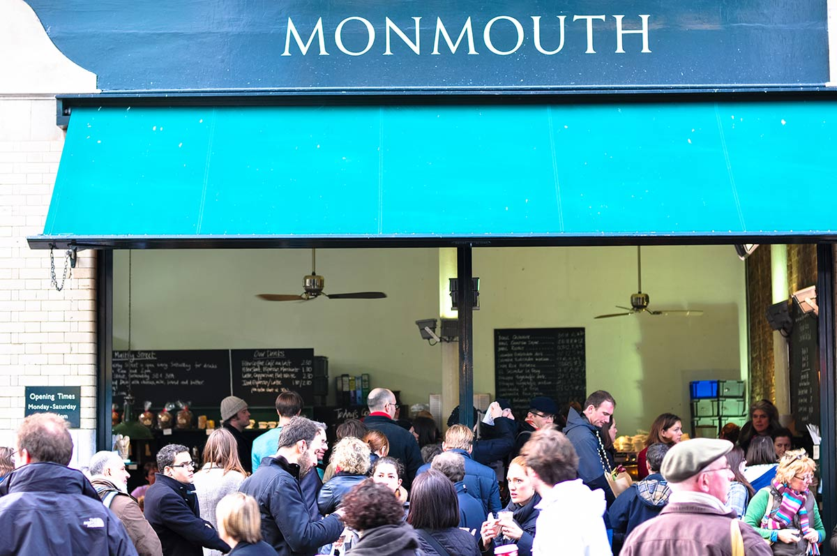Monmouth Coffee 004 | Monmouth Coffee  -  London