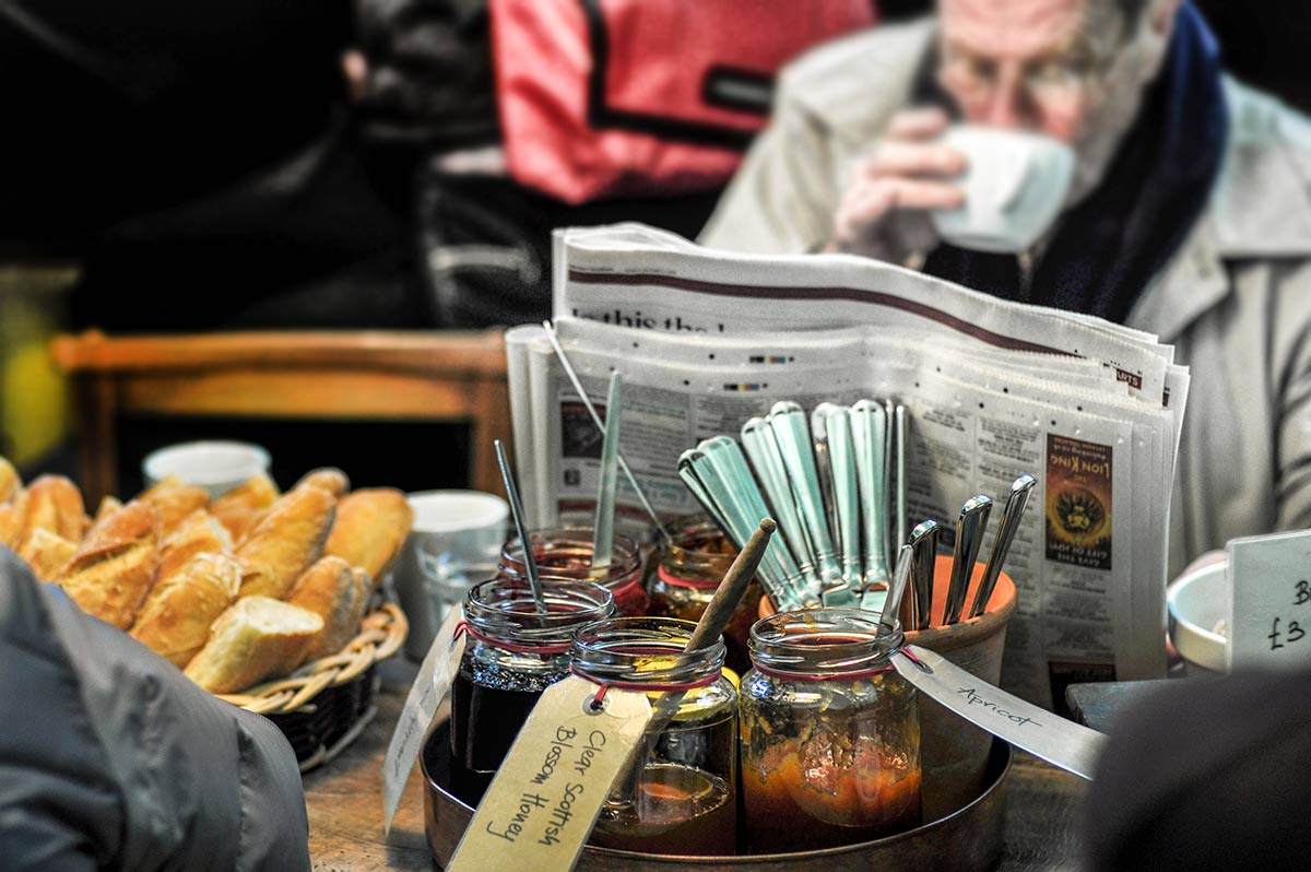 Monmouth Coffee 006 | Monmouth Coffee  -  London