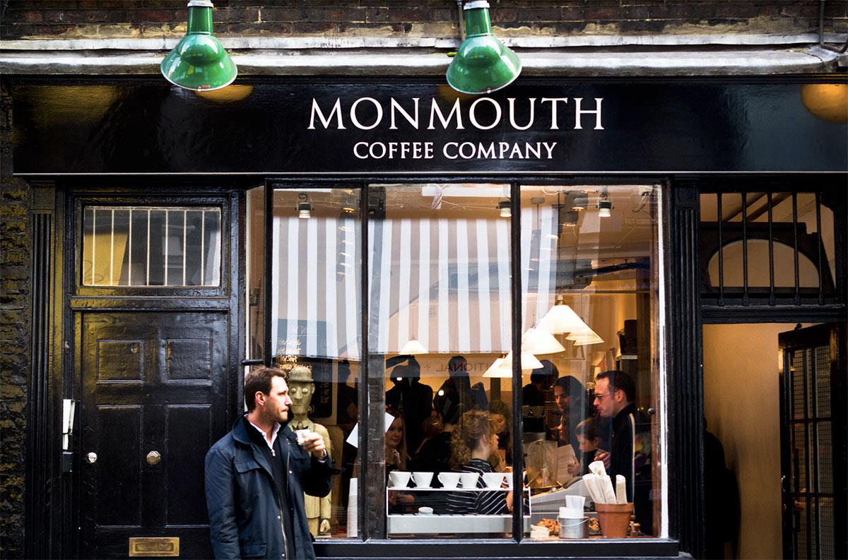 Monmouth Coffee  -  London