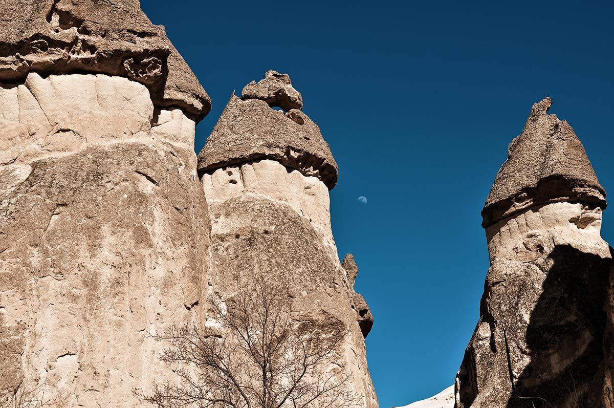 Zelve Open Air Museum -  Nevşehir Cappadocia