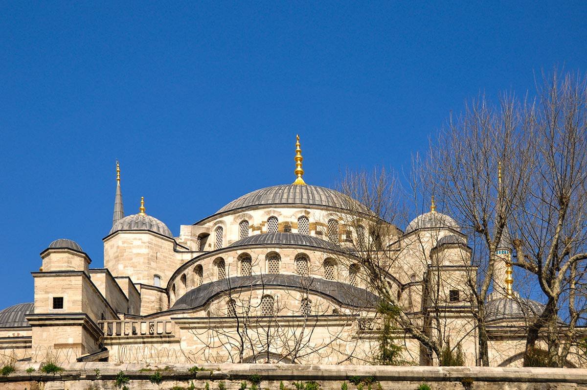 Sultan Ahmed Mosque 002 | Sultanahmet Mosque –  Istanbul