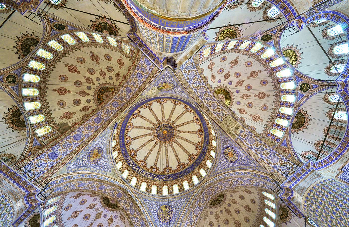 Sultan Ahmed Mosque 035 | Sultanahmet Mosque –  Istanbul
