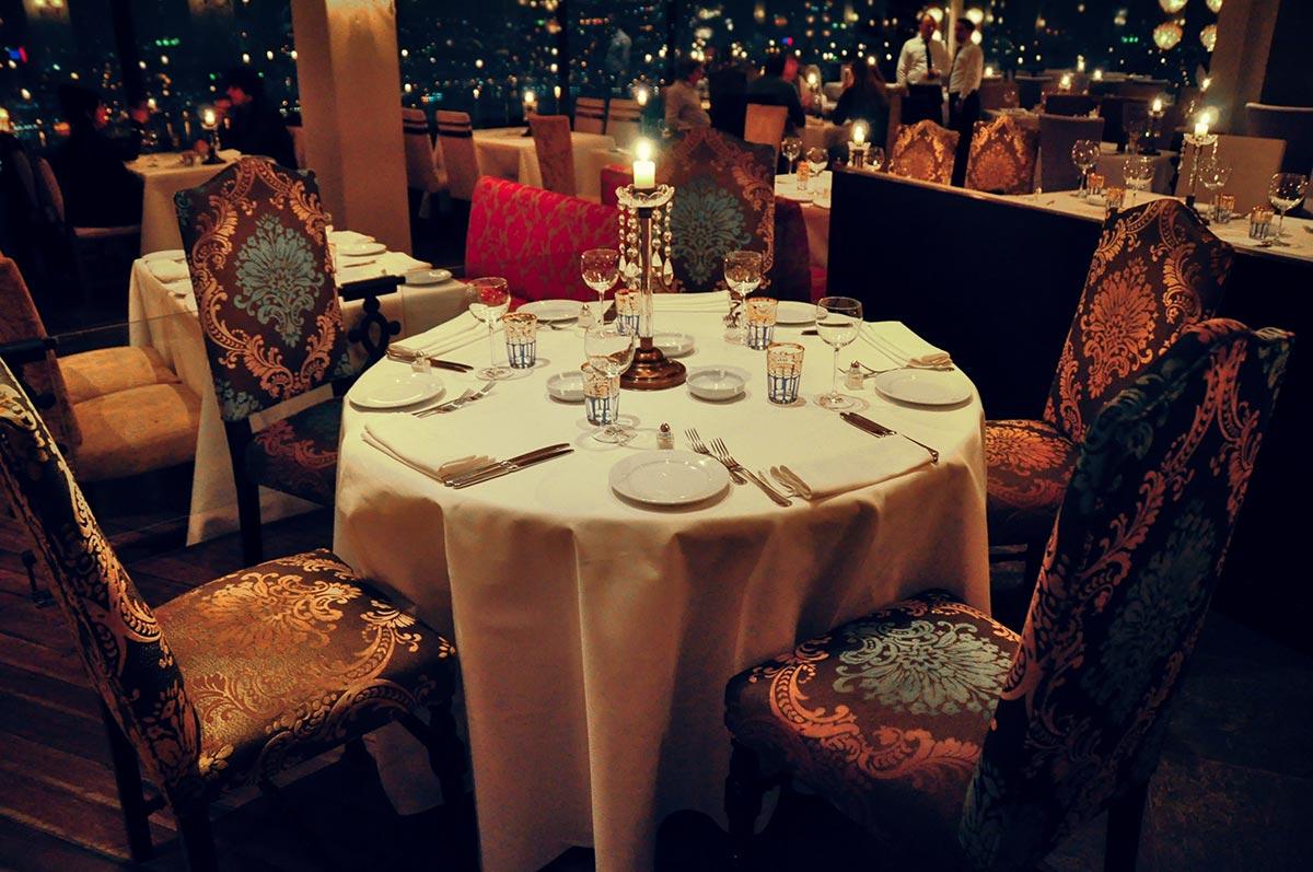 Ulus 29 Restaurant in Istanbul