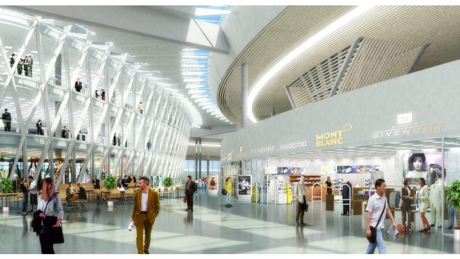 el dorado international airport   Arriving to Colombia
